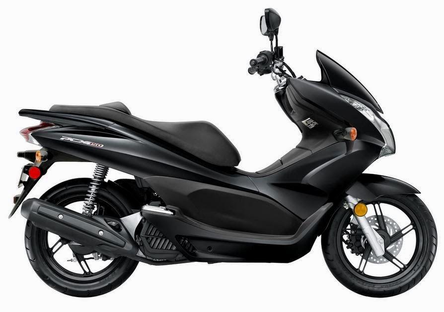 Скутер Honda pcx #11